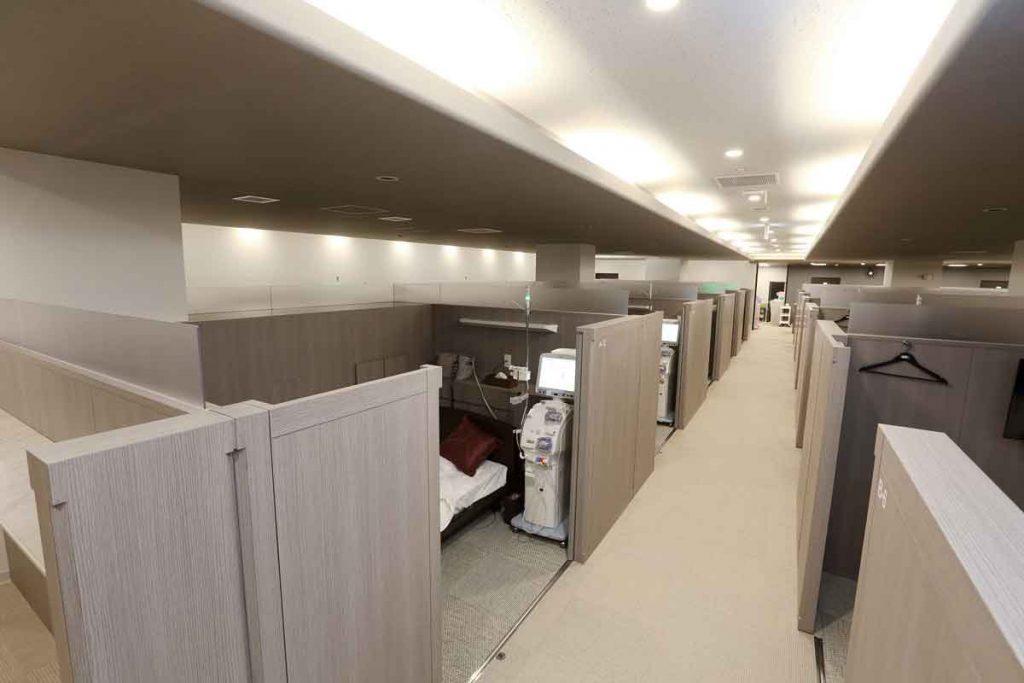 大雄山セントラルクリニック 透析室
